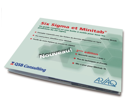 Picture of Six Sigma et Minitab (French edition)
